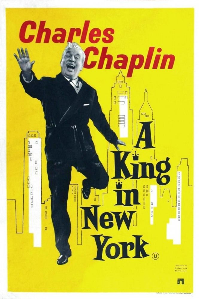 Король в Нью-Йорке (A King in New York)