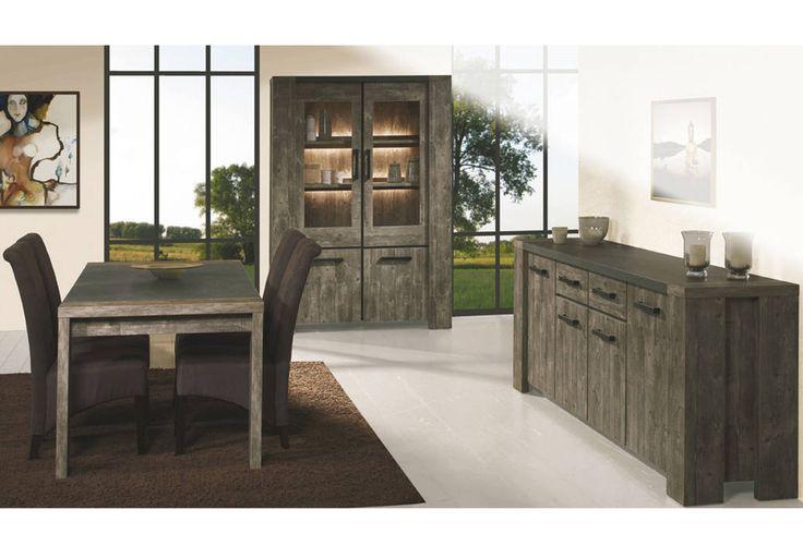 Jelle - Eetkamer - WEBA meubelen Gent en Deinze/Oost-Vlaanderen en webshop: meubels aan scherpe prijzen
