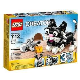 This Lego Creator is so cute! Good price too!