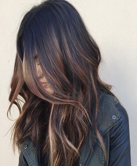 211 best hair colors ideas images on pinterest try a new hair color without truly committing to a different shade brown balayage for womens pmusecretfo Images