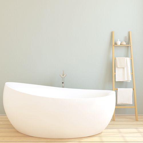 Farbom Beckers Designer Kitchen & Bathroom niestraszna ani wilgoć, ani przetarcia :)