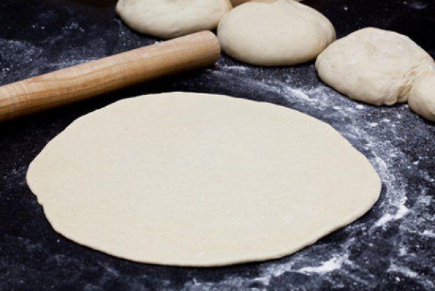 Pizzateig aus Reismehl