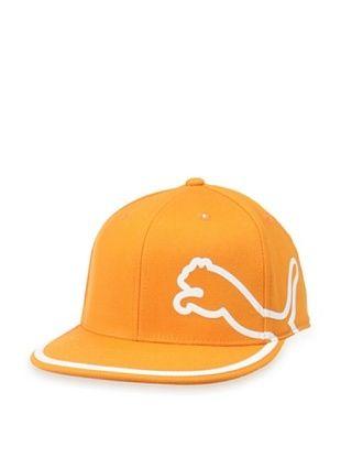 37% OFF PUMA Men's Monoline 210 Flexfit Cap (Orange)
