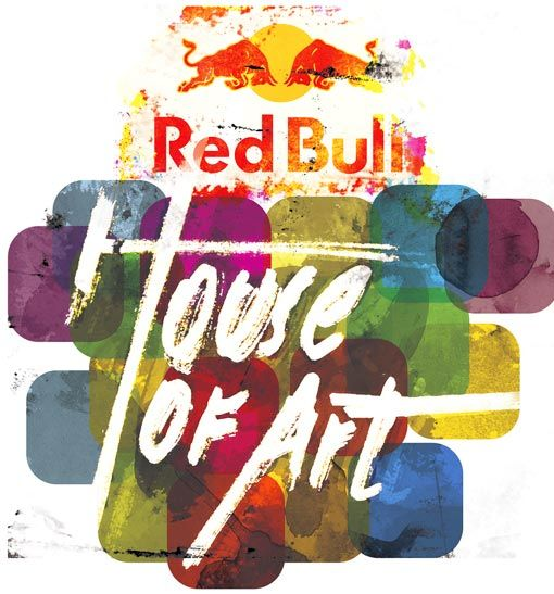 Logo for Red Bull House of Art by Dude Tallia