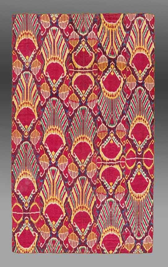 IKAT OF CENTRAL ASIA | Buy The Exhibtion Catalogue Now!!