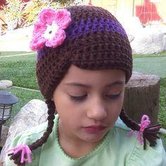 Doc McStuffins, Crochet hat ( Yadira's Creations)