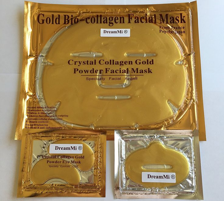 DreamMi®? ( 10   10   10 ) 10 Pieces 24K Gold Bio-Collagen Face Facial Mask   10 Pieces Gold Lip Mask   10 Pairs Gold Eye Pad, Anti Wrinkles/Aging, High Moisture, By DreamMi® ** Find out more about the great beauty product at the image link.