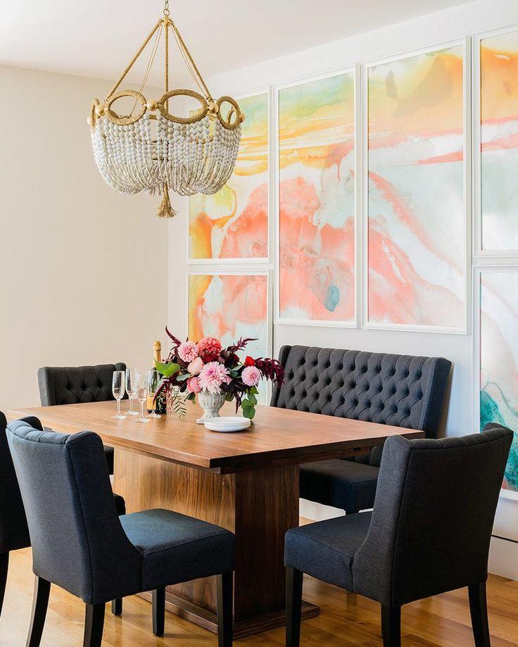324 Best Lighting Images On Pinterest  Bedroom Suites Bedrooms Extraordinary Hanging Dining Room Lights Design Ideas