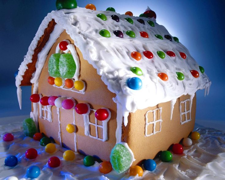 Snoephuisje maken met kinderen is een leuke bezigheid voor een regenachtige middag of op een zomerdag in de schaduw in de tuin. Je hebt nodig langwerpige