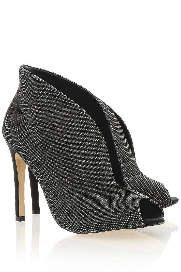 #CECCONELLO  ERINA Silver Lurex Ankle Boots   Price: € 134.00