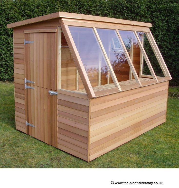 My Shed Plans - Garden Shed Greenhouse Combo - Imageck ...