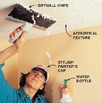 1000 Images About Popcorn Ceilings No More On Pinterest