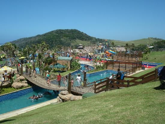 Wild Coast Region, South Africa | Wild Waves Water Park Reviews - Port Edward, KwaZulu-Natal Attractions ...