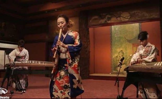 Yuko Watanabe – Smooth Criminal (Instrumental)