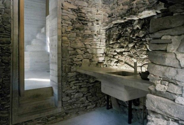 Magnifique réhabilitation par Buchner Bründler Architekten - Journal du Design