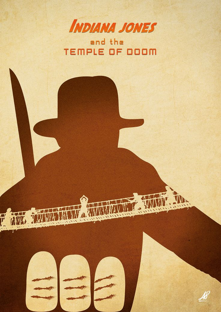 indianjones birthday party invitations%0A Indiana Jones and the Temple of Doom          Minimal Movie Poster by ABLG