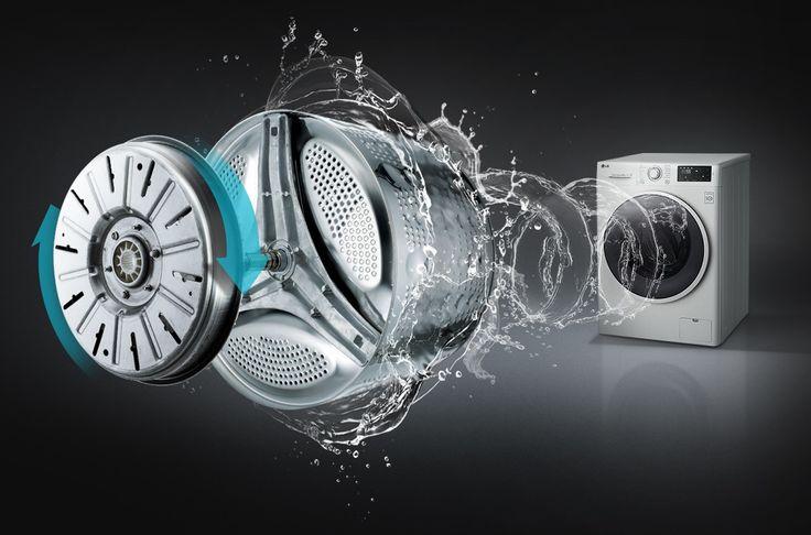 Masina de spalat rufe Slim LG F2J5WN7S, Direct Drive, 6.5 kg, 1200 RPM, Clasa A+++, 45 cm, Argintiu  viewnews.ro
