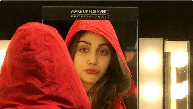 Lourdes Leon, la figlia di Madonna, paparazzata con il piercing al naso