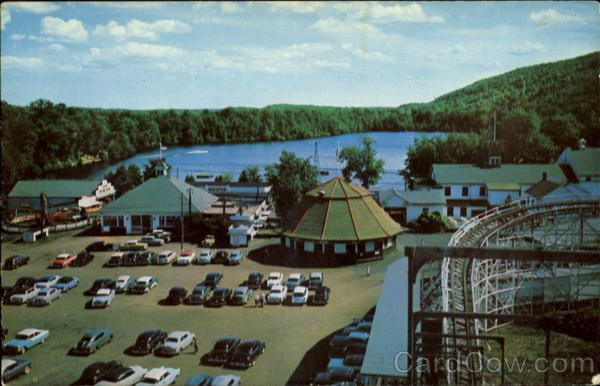 Lake Compounce Bristol Connecticut