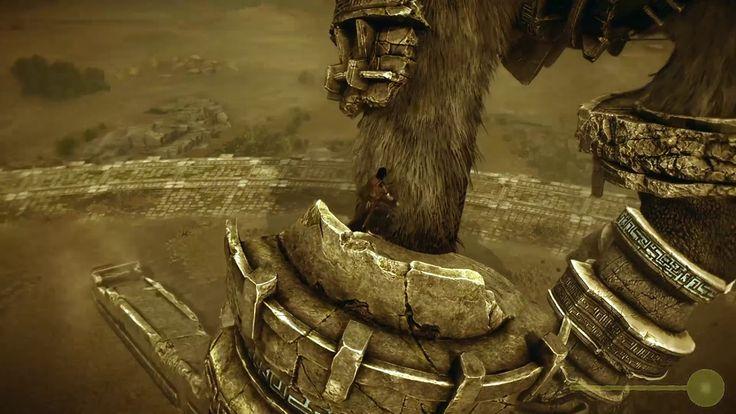 [Shadow of the Colossus] [Video] Wander really wants to be Crash Bandicoot #Playstation4 #PS4 #Sony #videogames #playstation #gamer #games #gaming