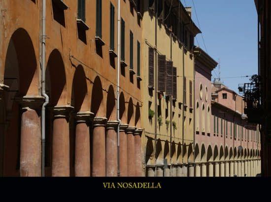 Bologna Portici, italy