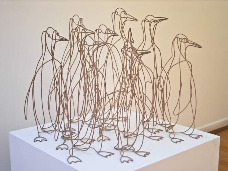 Top 46 best Wire Art images on Pinterest | Wire sculptures, Metal art  UY94