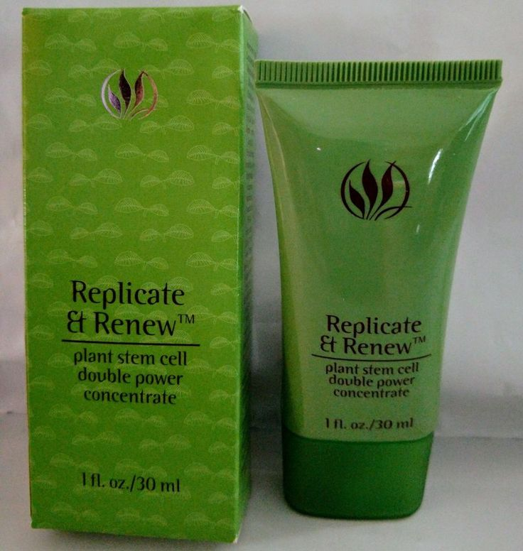 Serious Skincare Replicate & Renew Concentrate Plant Stem Cell Double Power 1 oz #SeriousSkinCare #AntiAgingProduct