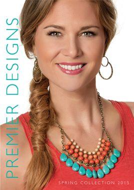 Premier Designs Jewelry Catalog 2014-2015.