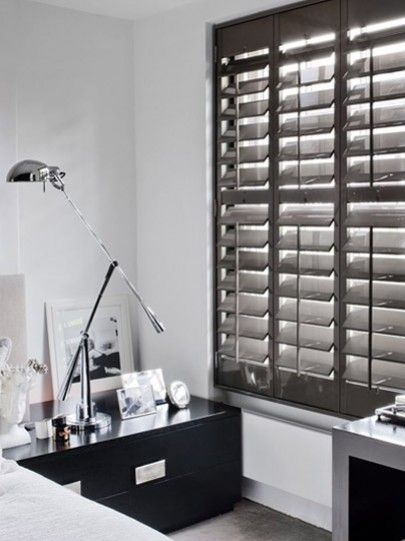 Gloss Lacquered Shutters Shutters Gallery Blinds