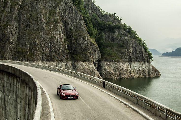 Mercedes-AMG GT S test pe Transfagarasan  mercedesblog.com #mercedesblog #mercedesblog.com #amggts