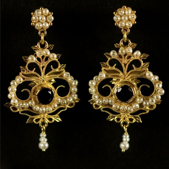 28 best Gold Filigree Jewelry images on Pinterest 18k gold