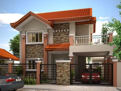 the 25 best two storey house plans ideas on pinterest - Small House Design Ideas 2