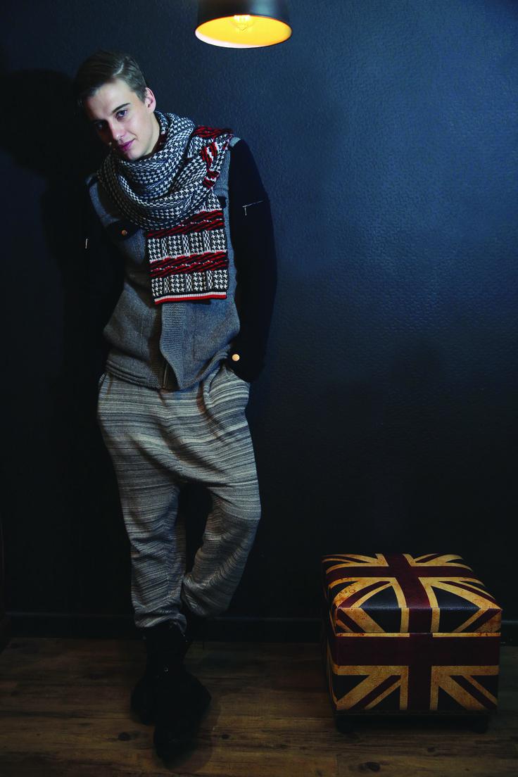 Shima Seiki Hong Kong_Wholegarment_ Seamless Pants_Menswear