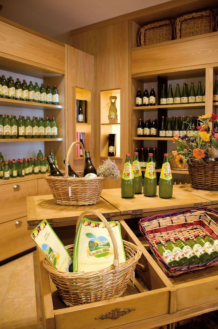 Esposizione prodotti trentini Valle delle Mele