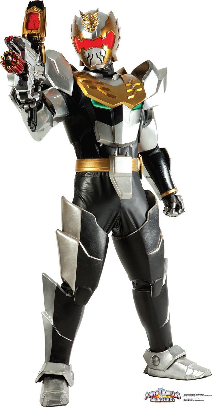 RoboKnight - Power Rangers Megaforce Cardboard Stand-Up