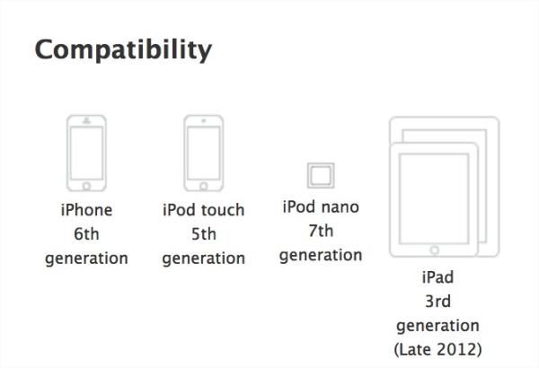 Apple confirma a existência do iPad Mini?