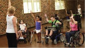 Image result for Disabled dancer