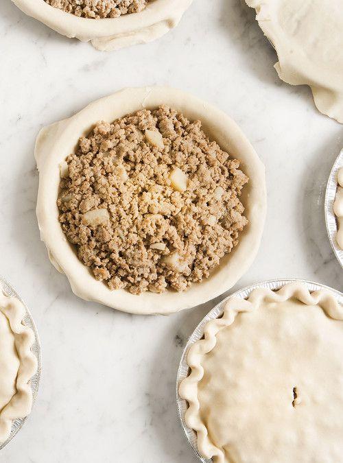 Meat pies (Tourtières)