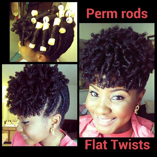 this is the cutest style ever!! Going to have to try this!! I need these size perm rods.