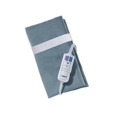 New Conair Moist King-Size Heating Pad With Automatic Off 3 Heat Settings Self-Adhesive Belt by Conair. $39.13. Conair® Moist/Dry Heat King Size Heating Pad with Automatic Off  This king-sized heating pad will have you feeling good in no time. It features moist heat and an absorbent sponge that helps soothe tired, aching muscles. Pad also offers automatic shut off, three heat settings, self-adhesive belt for easy application and a machine washable cloth cover. Measur...