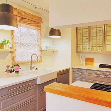 This is an @ikeausa kitchen in all its glory.  Come see it in person at the #OpenHouse tomorrow 12-3! 1193 Forest Ave Ojai CA 43 Huge corner lot RV parking Finished garage  _____________________________#ojai ojaivibes #ojailife #ojaivalley #ojaicalifornia #ojaiday #ojaibaby #ojaiwow #ojaiwedding #ikea #ikeakitchen #ikealove #ikealover #ikeasale #realestateforsale #realestateagent #realestateinvestor #realestateopenhouse #openhouse #sundayfunday #sundayopenhouse #ojaiopenhouse