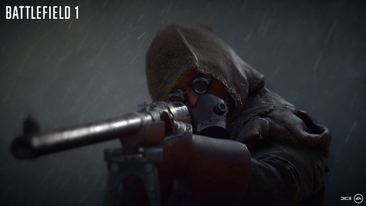 Sniper - Wallpaper Battlefield 1 - EA & DICE. #Shooter #Games #VideoGames #Action #Battlefield1 #DICE #EA