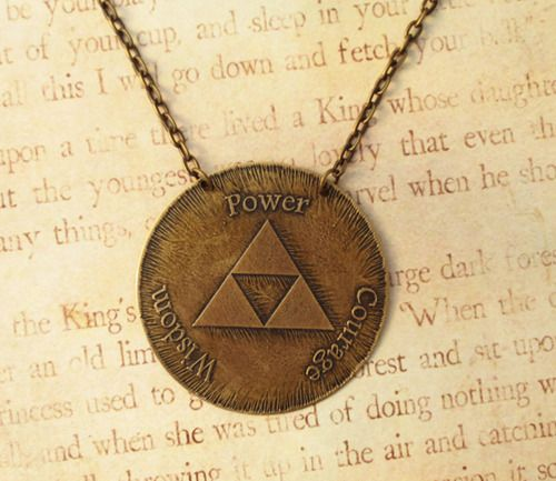 Legend of Zelda Jewelry by Fortesgospel