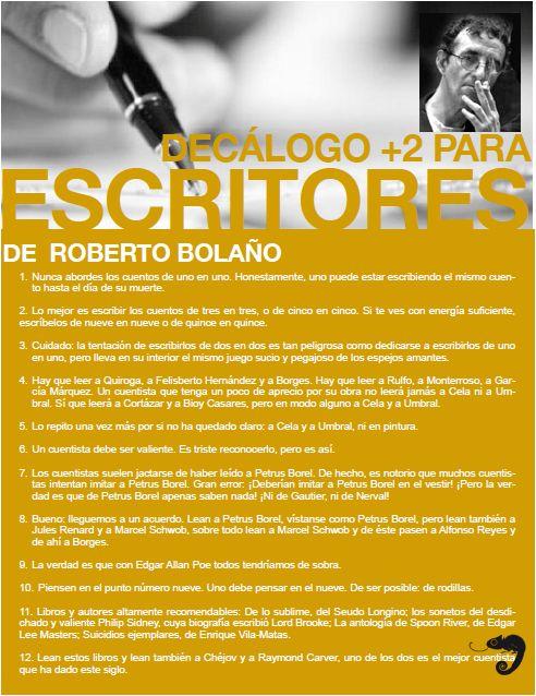 de Roberto Bolaño.