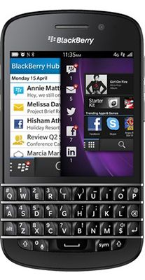 BlackBerry Q10 Price in India, specifications, features & comparison