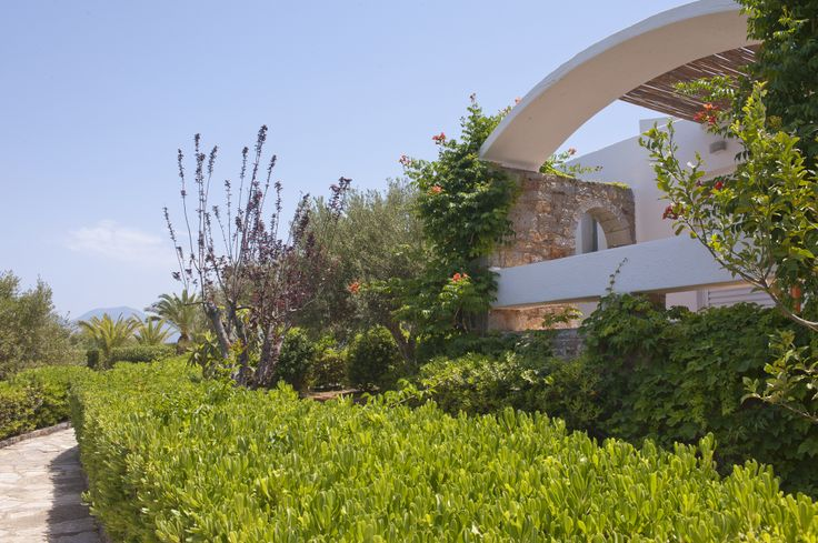 Bungalows at Minos Palace #summerholidays #Cretehotels