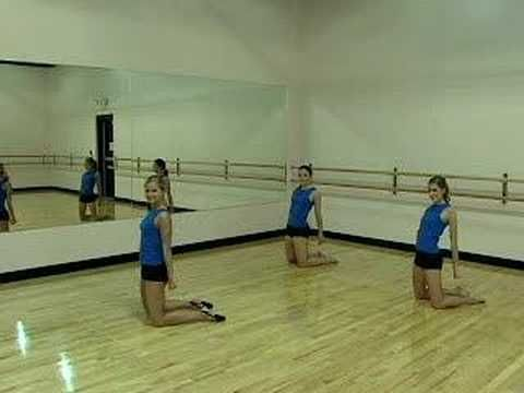 Learn how to do a toe rise for dance.  This is a great jazz move.
