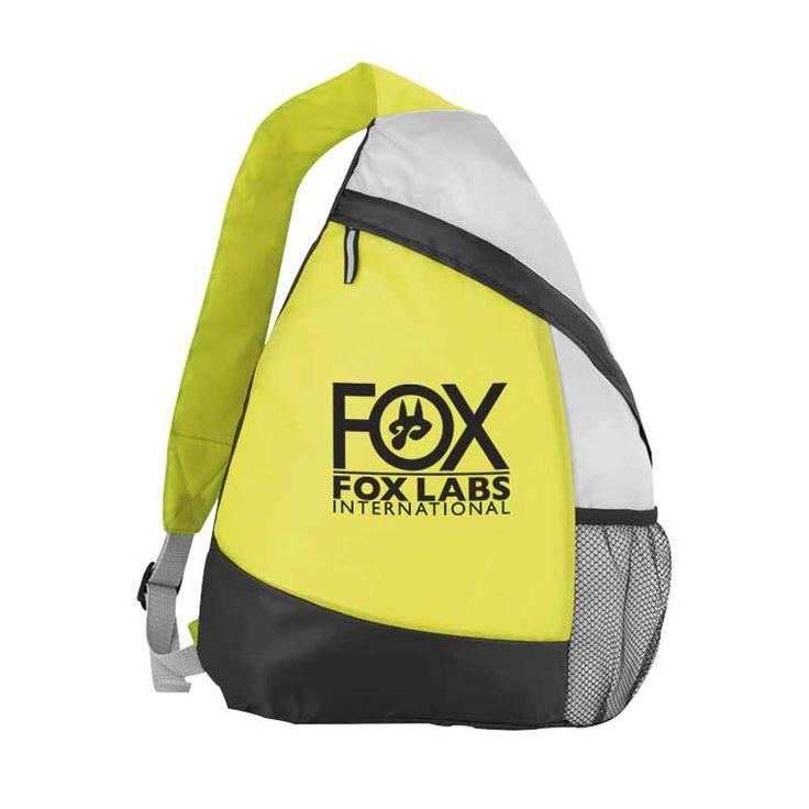 Zaino personalizzato monospalla con tracolla imbottita - borse personalizzate, gadget scuola, gadget sportivi, outdoor, zaini personalizzati