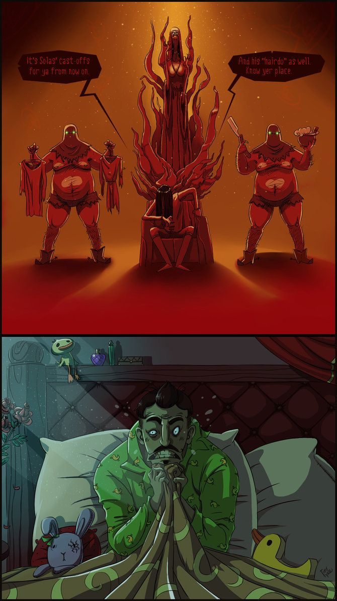 DA-Inquisition: Nightmare by Tiny-Tyke