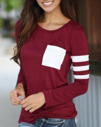 Long Sleeve Shirts And T-Shirts | Cheap White Long Sleeve Shirt For Women Online At Wholesale Prices | Sammydress.com Page 2